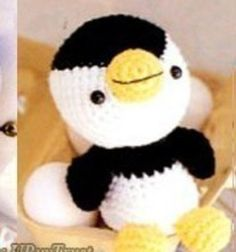 Penguin from DeWanda
