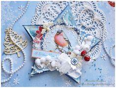 Рукодельная шкатулка: Новогодняя звездочка ★ New Year Star Card