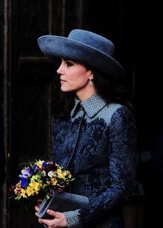 Duchess of Cambridge,Catherine Elisabeth in Commonwealth Day 2016