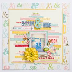 design Cards en Scrap - October Afternoon