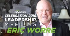 Isagenix Associates ranked Manager and above are qualified to attend the Leadership Meeting at Celebration 2016 featuring networking marketing pro Eric Worre. Hosted on August 7, 2016, you will learn how to maintain a million-dollar mindset, instill business building knowledge in your team members, and hone your leadership acumen.