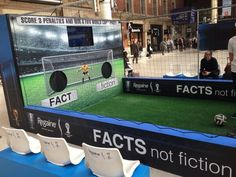 Regaine 'Penalty Shoot Out' - for Inkling - SeTwo www.setwo.co.uk
