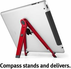 Compass 2 For Ipad - Portable Stand For Ipad Air And Ipad Mini