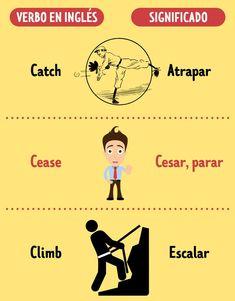 English Verbs, English Phrases, Learn English Words, English Study, English Lessons, English Grammar, Teaching English, English Time, French Lessons