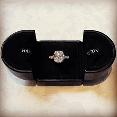 Harry Winston (Blair Waldorf's ring)