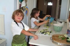 Cooking Dinner Club #Kids #Events