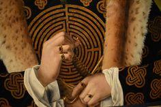 "ca. 1508-1520 - ""Portrait of a Gentleman"". (detail), by Bartolomeo Veneto (Italian, 1470 - 1531). Fitzwilliam Museum - University of Cambridge."
