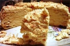 Napoleon cake»