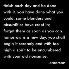 Finish Each Day - Emerson Black and White Magnet Quotable... https://smile.amazon.com/dp/B000MXXQGU/ref=cm_sw_r_pi_dp_x_12olybSYX13SE