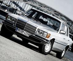 1980 Mercedes-Benz 280SE/W116