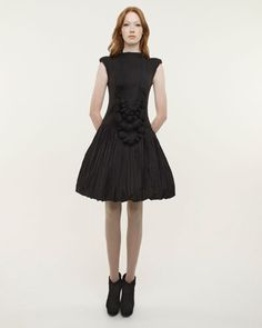 'Benti' dress by Marie Saint Pierre.
