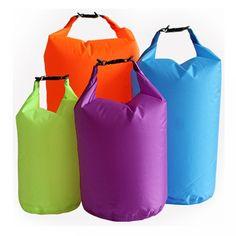 Waterproof Dry Bag Pack Sack For Swimming Rafting Kayaking River Trekking Floating Sailing Canoeing Boating Rafting, Swimming Sport, Outdoor Store, Sack Bag, Workout Wear, Canoe, Bag Storage, Trekking, Kayaking