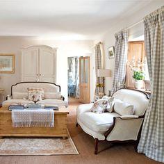 Sala em estilo francês