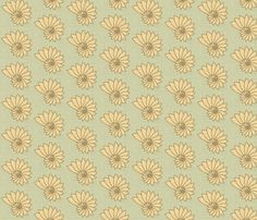nautilus linen fabric by holli_zollinger on Spoonflower - custom fabric