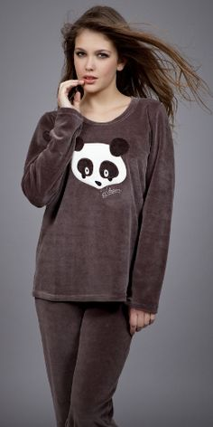 Women's Velvet Pyjamas 1682 | Homewear| Vamp!