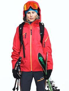 Peak Performance - Women's Heli Alpine Jacket and Pants.