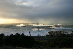 Big Seas, Eastern Cape, East London, South Africa