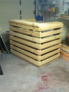 handmade-pallet-bar-table.jpg (720×964)