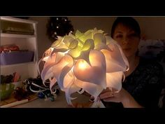 Алина Шкабарина - YouTube Table Lamp, Paper, Youtube, Home Decor, Decoration Home, Room Decor, Table Lamps, Interior Design, Home Interiors