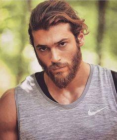 Turkish Men, Turkish Actors, Wattpad Movies, Handsome Italian Men, Asian Men Long Hair, Stylish Men, Men Casual, Yes I Can, How To Look Handsome