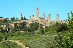 San Gimigniano - toscana - (Itália):