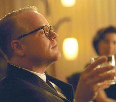 "Philip Seymour Hoffman en ""Capote"", 2005"