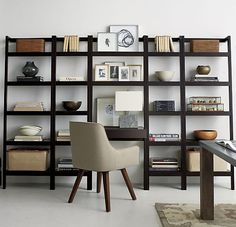 leaning bookshelf design u2013 casual with a hint of originality
