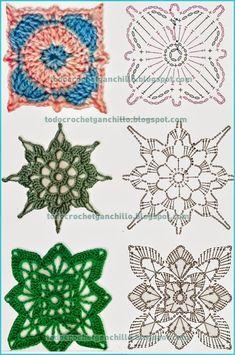 Freeform Crochet, Thread Crochet, Crochet Granny, Crochet Doilies, Crochet Flowers, Crochet Stitches, Knit Crochet, Crochet Stars, Crochet Snowflakes