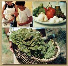 Tuscany Cooking School Classes & Italian Cookery Courses ~ the menu looks sooo good!