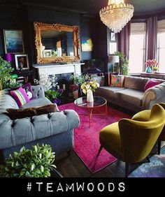 New Living Room Carpet Wall To Wall Side Tables Ideas Living Room Carpet, New Living Room, My New Room, Living Room Furniture, Rustic Furniture, Furniture Ideas, Furniture Stores, Leather Furniture, Bedroom Decor
