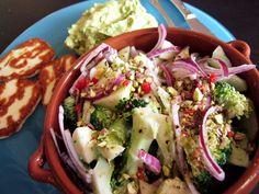 Supersunn brokkolisalat | Snaddervaffel
