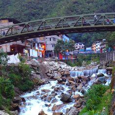 Aguas Calientes, Cuzco, Peru.