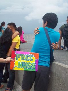 Free Hugs! Anyone??