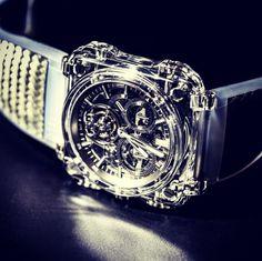 Bell & Ross BR-X1 Tourbillon Sapphire #watches #instawatch #instawatches #time #horophile #horology #luxury #rare #igwatches #instatime #f4f #sfs #instagram #watchporn #rolex #panerai #hublot #omega #patek #breitling #richardmille #bellandross #sapphire #tourbillon by instawatchdaily