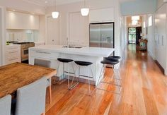 Carew Street, Sandringham - contemporary - kitchen - melbourne - by Key Piece
