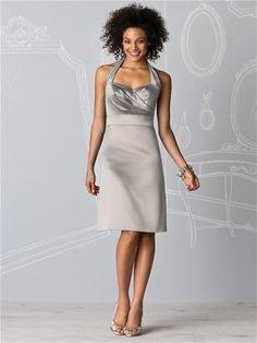bridesmaid's dresses..