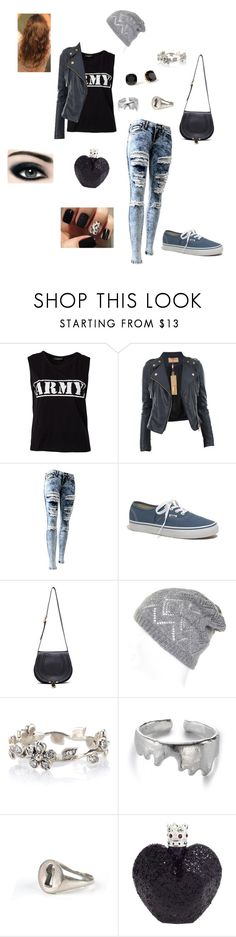 37 by braveryandlove on Polyvore featuring moda, Sally&Circle, Madewell, Chloé, Accessorize, Vera Wang, Kate Spade and Max Factor