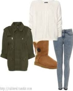 1000 Images About Outfits With Chestnut Uggs On