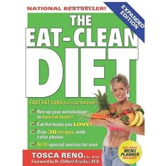 Book by Tosca Reno Eat-Clean Diet Also visit my homepage only at http://www..dietplaninfo.com