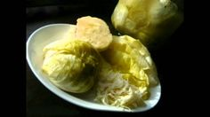 Home Cooking In Montana: Romanian Homemade (Whole/Half Head Cabbage) Sauerkraut. - Home Cooking In Montana: Romanian Homemade (Whole/Half Head Cabbage) Sauerkraut… and a Peppery Sa - Cabbage Sauerkraut Recipe, Homemade Sauerkraut, Fermented Cabbage, Pickled Cabbage, Sauerkraut Recipes, Fermented Foods, Sicilian Recipes, Greek Recipes, Eastern European Recipes