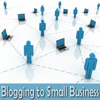 8 Ways to Make your Blogging a Small Business  http://www.mytechnoways.com/2014/02/blogging-to-small-business.html