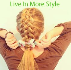 Hair has always been a prime possession for all people.Every women really have the passion for long, black ,thick hair with shine and healthy with different styles. No matter what length your hair is, be confident to take the first step in trying a different style today!   www.liveinmorestyle.com/hair-treatment-clinic.html