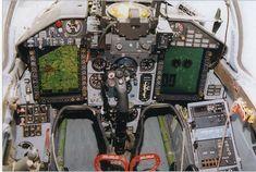 MiG-29SMT cockpit
