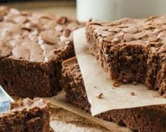 Gâteau au chocolat, poires et yaourt à ma façon : Savoureuse et équilibrée | Fourchette & Bikini