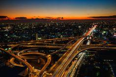 東大阪JCT   Flickr - Photo Sharing!