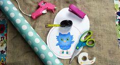 Pinwheel Decorations DIY . Daniel Tiger Birthday Party . PBS Parents | PBS