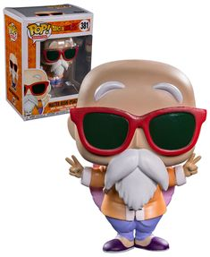 Animation Dragonball Z Master Roshi (Peace Sign) - New, Mint Condition Dragon Ball Z, Pop Figurine, Funk Pop, Geek Games, Funko Pop Figures, Geek Out, Funko Pop Vinyl, Cat Toys, Fun Things