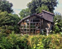 Image result for christiania houses copenhagen