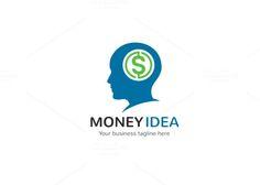 Money Idea Logo By Graphicsauthor Cafe Logos Design Inspiration