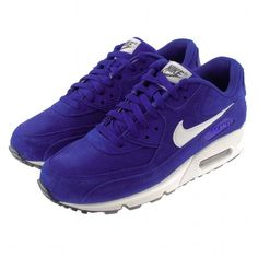 Nike Air Max 90 Essential Trainers Hyper Blue
